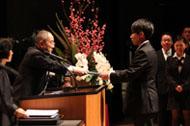 卒業式2011年度-10