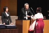 平成25年度卒業式10