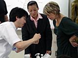 海外の鍼灸師を対象にセミナーを開催
